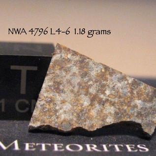NWA 4796 1.18 grams