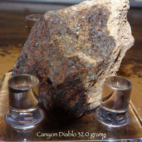 Canyon Diablo 32.0 grams