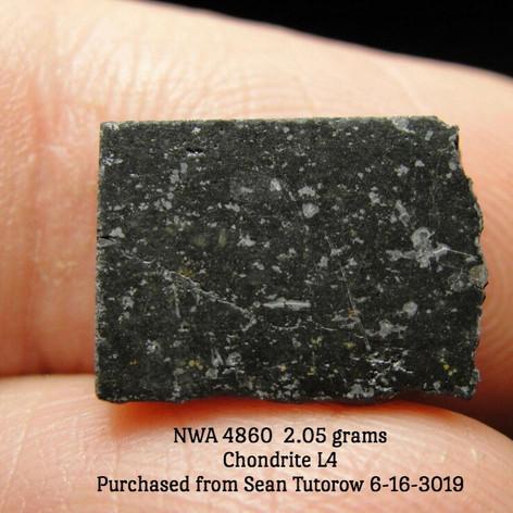 NWA 4860 2.05 grams