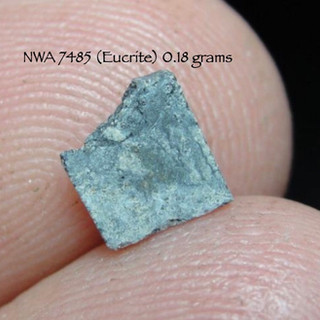 NWA 7485 (Eucrite)  0.18 grams