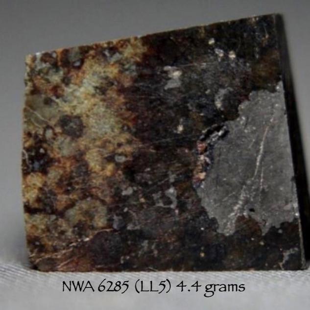 NWA 6285 (LL5) 4.4 grams