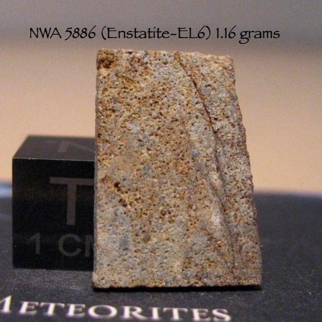 NWA 5886 EL-6  1.16 grams