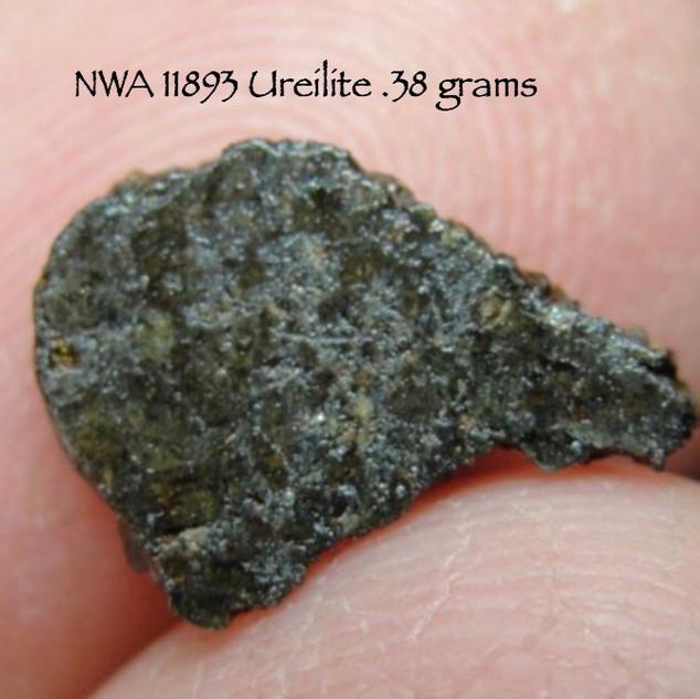 NWA 11893  0.38 grams