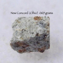 New Concord (Ohio) .069 grams