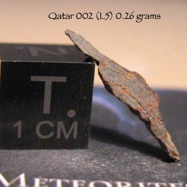 Qatar 002 (L5) 0.26 grams