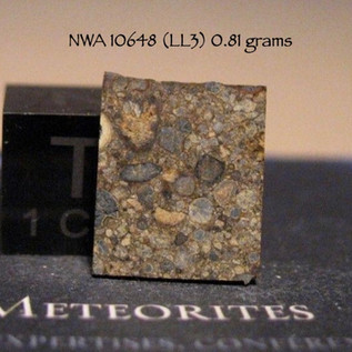 NWA 10648 (LL3) 0.81 grams