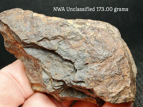 173g (B9-0384) NWA Unclassified Meteorite