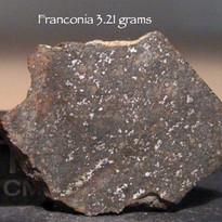 Franconia 3.21 grams