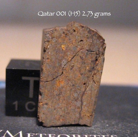 Qatar 001 (H5) 2.73 grams