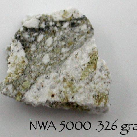 NWA 5000 .326 grams