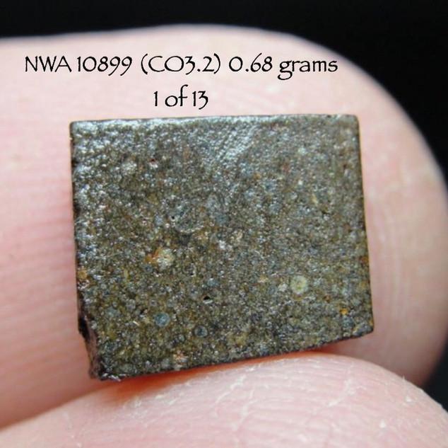 NWA 10899 (CO3.2) 0.68 grams