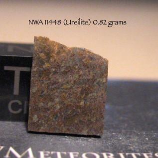 NWA 11448 (Ureilite) 0.82 grams