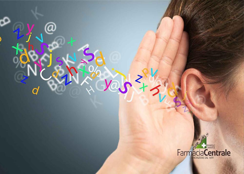 udito ipoacusia sordità