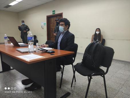 5to día : El testigo Jesús Antonio Perdomo Chávez