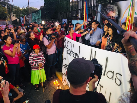 Honduras: Expert Mission to Observe Trial for Murder of Berta Cáceres