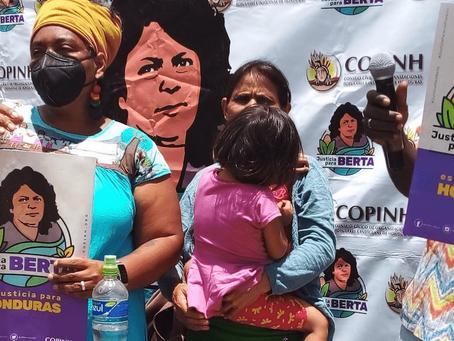 Personas expertas: Urge sentencia en caso Berta Cáceres para garantizar justicia para víctimas