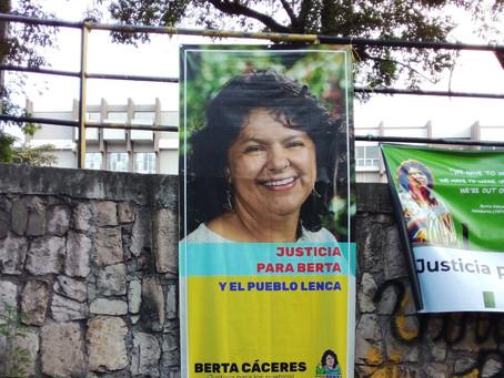 Contexto procesal en la causa instruida contra David Castillo por el asesinato de Berta Cáceres