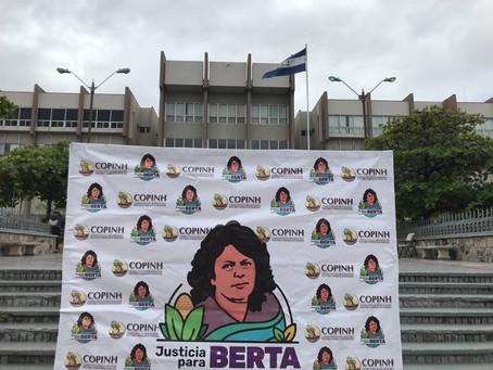 Observaciones preliminares de juicio oral y público: David Castillo por asesinato de Berta Cáceres