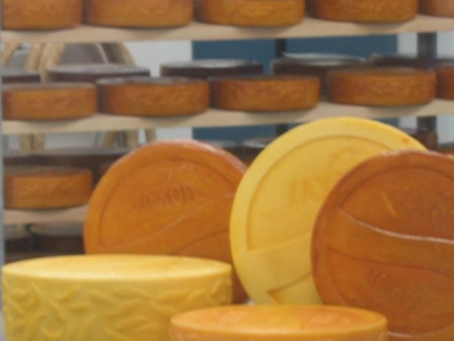 Grass-fed Butter, Cheese & Cider Tasting