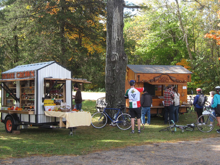 A Marketplace of Food, Art & Ideas