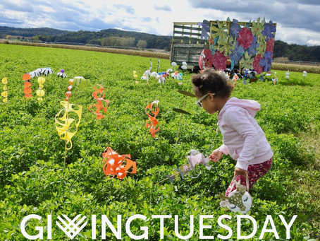 #GivingTuesday Help Keep the Culture in Agriculture