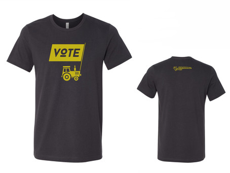 Get Your Vote T-Shirt!