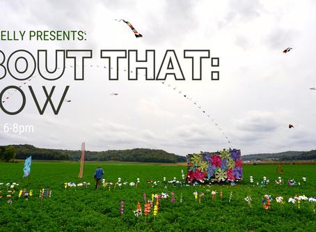 Nov. 11th Dasha Kelly Presents: About that FLOW