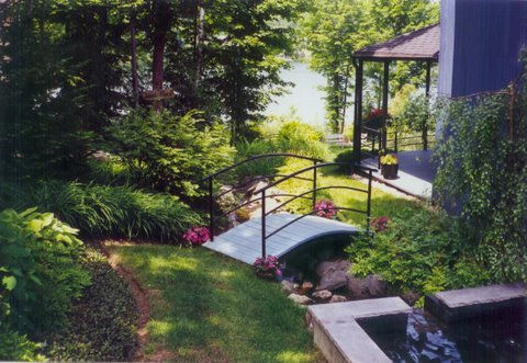 Vacation house for rent in Saint-Sauveur