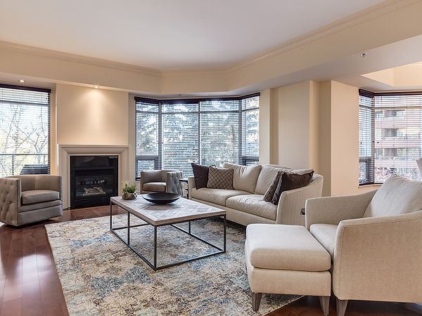 Condo for rent downtown Calgary, unique