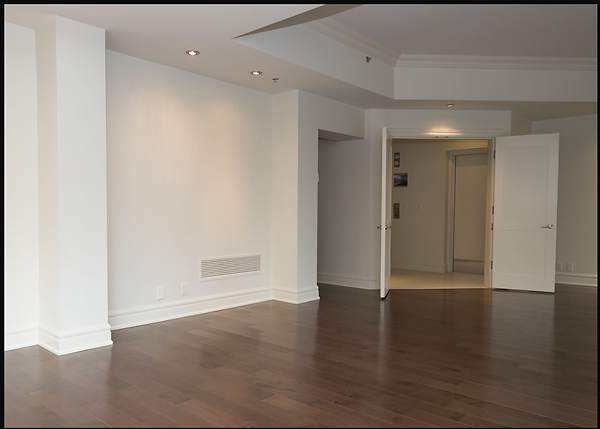 Condo for rent in downtown Calgary, Eau Claire