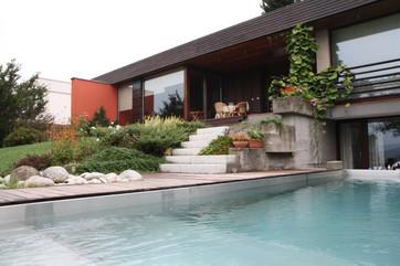 Kostelec - vlastní dum/own house