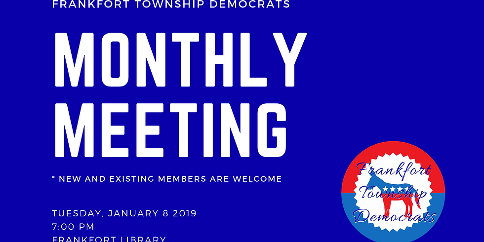 January Monthly Meeting