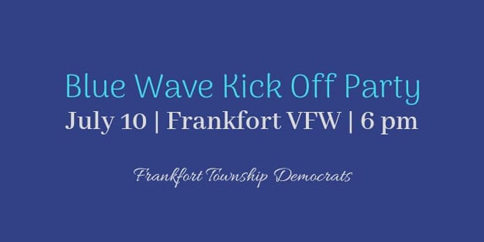 Blue Wave Kick Off Party