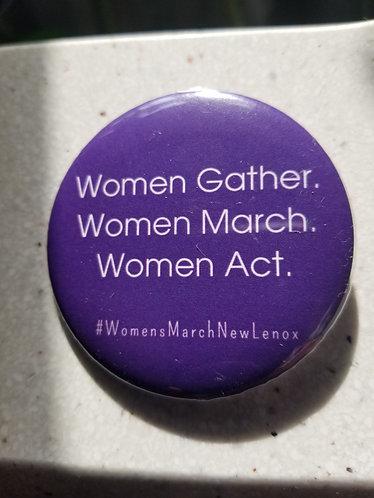WMNL Button - Women Act