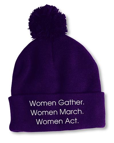 Women Act Hat