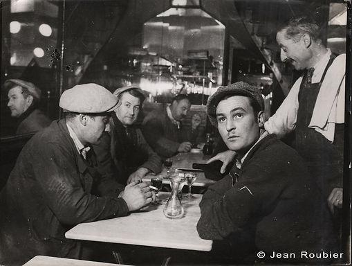 Les Halles de Paris - 1935