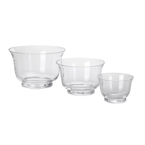 Majestic Crystal Revere Bowls