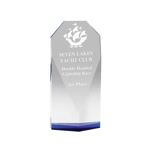 Diamond Face Award ~ Blue