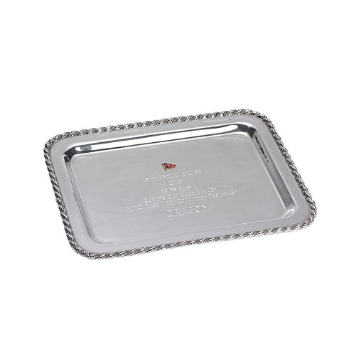 Masthead Rectangle Tray