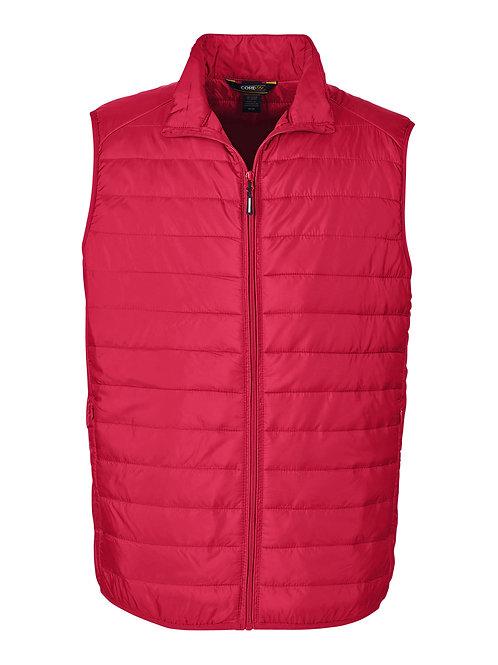 RED Men's Packable Puffer Vest