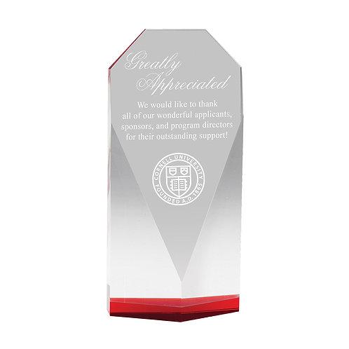 Diamond Face Award ~ Red