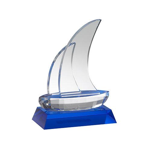Cobalt & Crystal Marco Boat