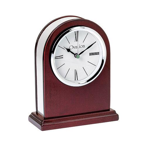 Ovation Done Clock