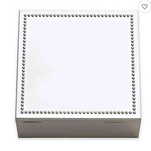 Lyndon Beaded Box
