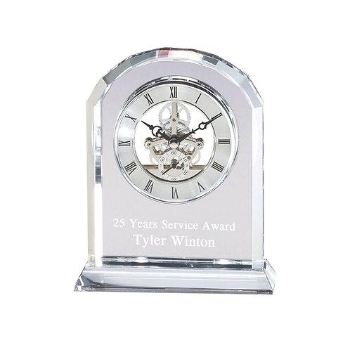 Crystal Dome Clock