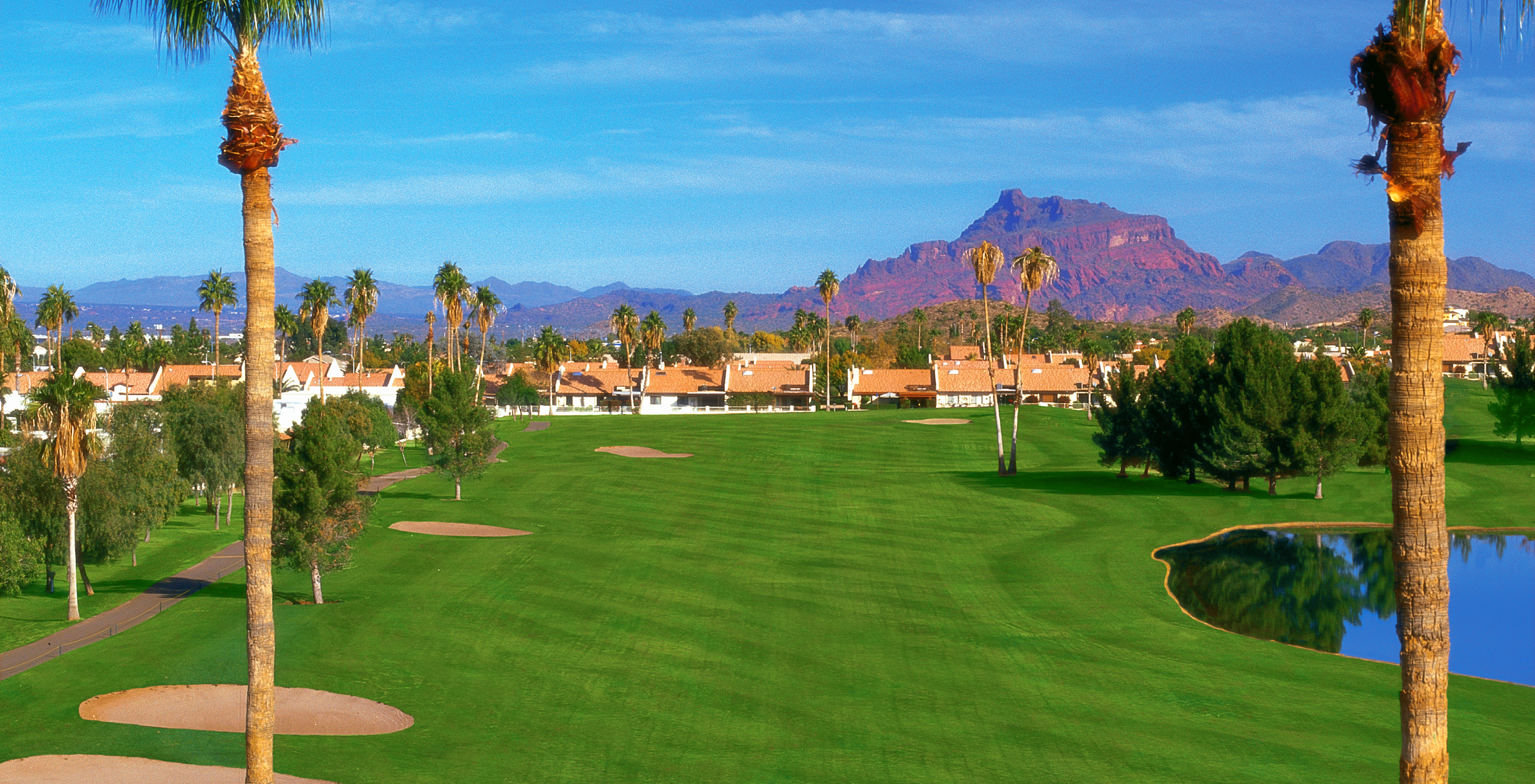 golf course and resort mesa | painted mountain golf resort