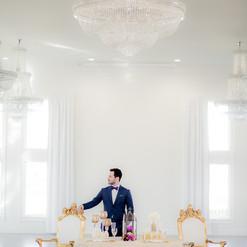 Natural Lighting for Wedding Design