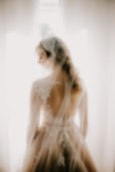 Bridal Portrait at The Ballroom a I Street