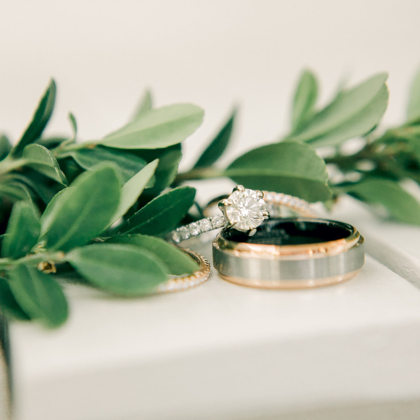 Wedding Ring Sets Ideas Bentonville Ballroom Wedding Photos