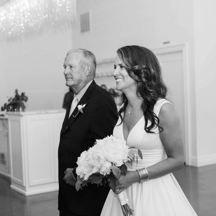 Father of the Bride Ceremony Ideas Northwest Arkansas Wedding
